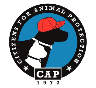Citizens for Animal Protection logo