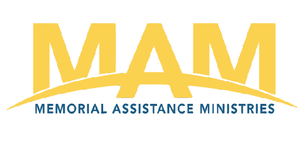Memorial Assistance Ministries logo